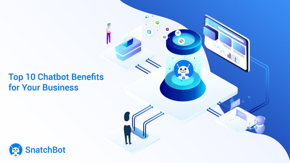Top 10 Chatbot Benefits for Your Business