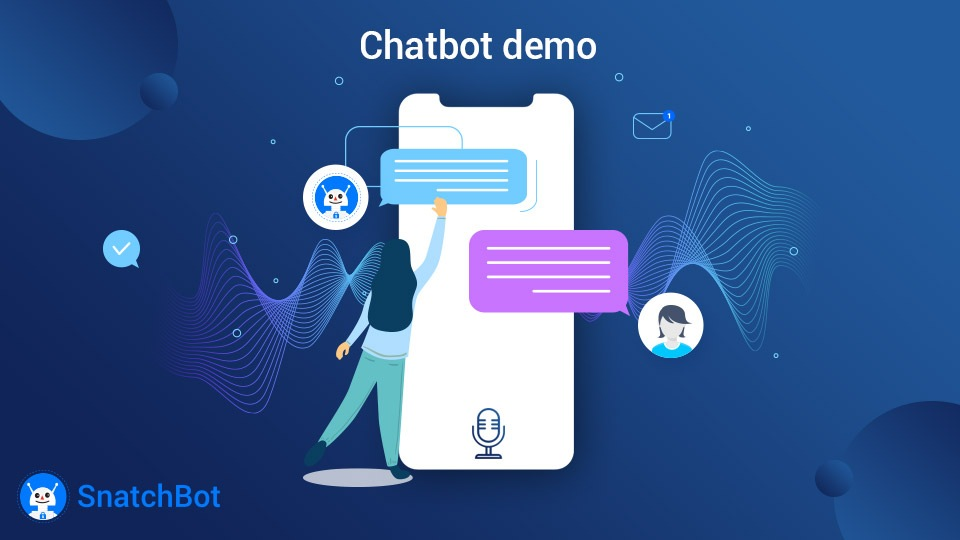 Chatbot demo - See What a Live Chat Conversation is Like