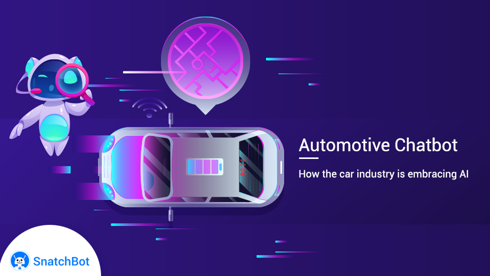 Automotive Chatbots: How the Car Industry is Embracing AI
