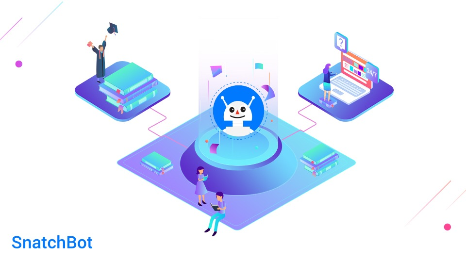 Chatbots Driving Success in the Education Vertical