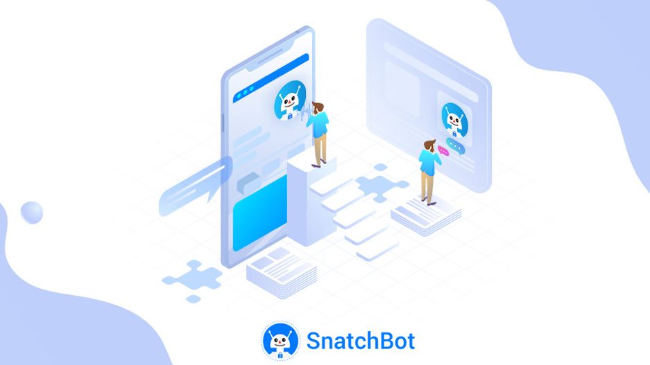 SnatchBot's intelligent chatbots are helping to revolut...