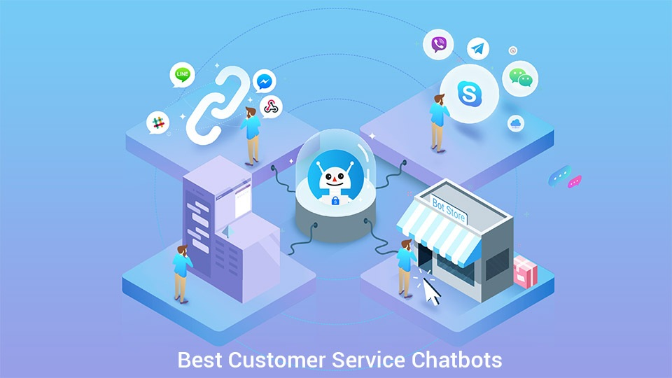 Best Customer Service Chatbots: Use Cases and Examples