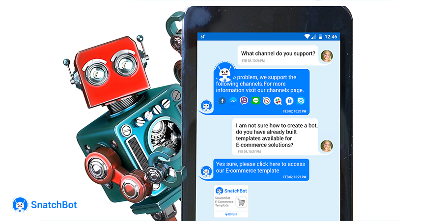 Branding with Bots - Personalized Approach to Ensure Consistent Experience