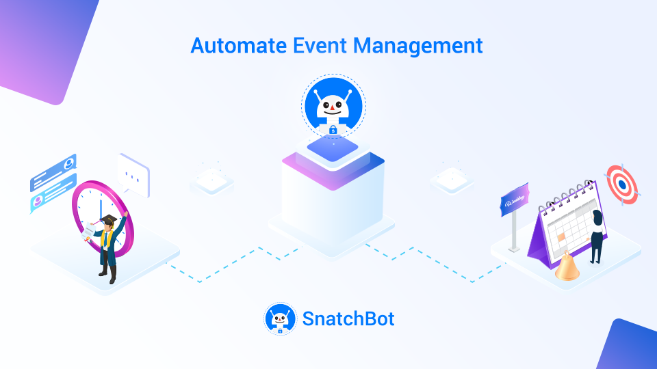 Chatbots for Events - How to Automate Event Management