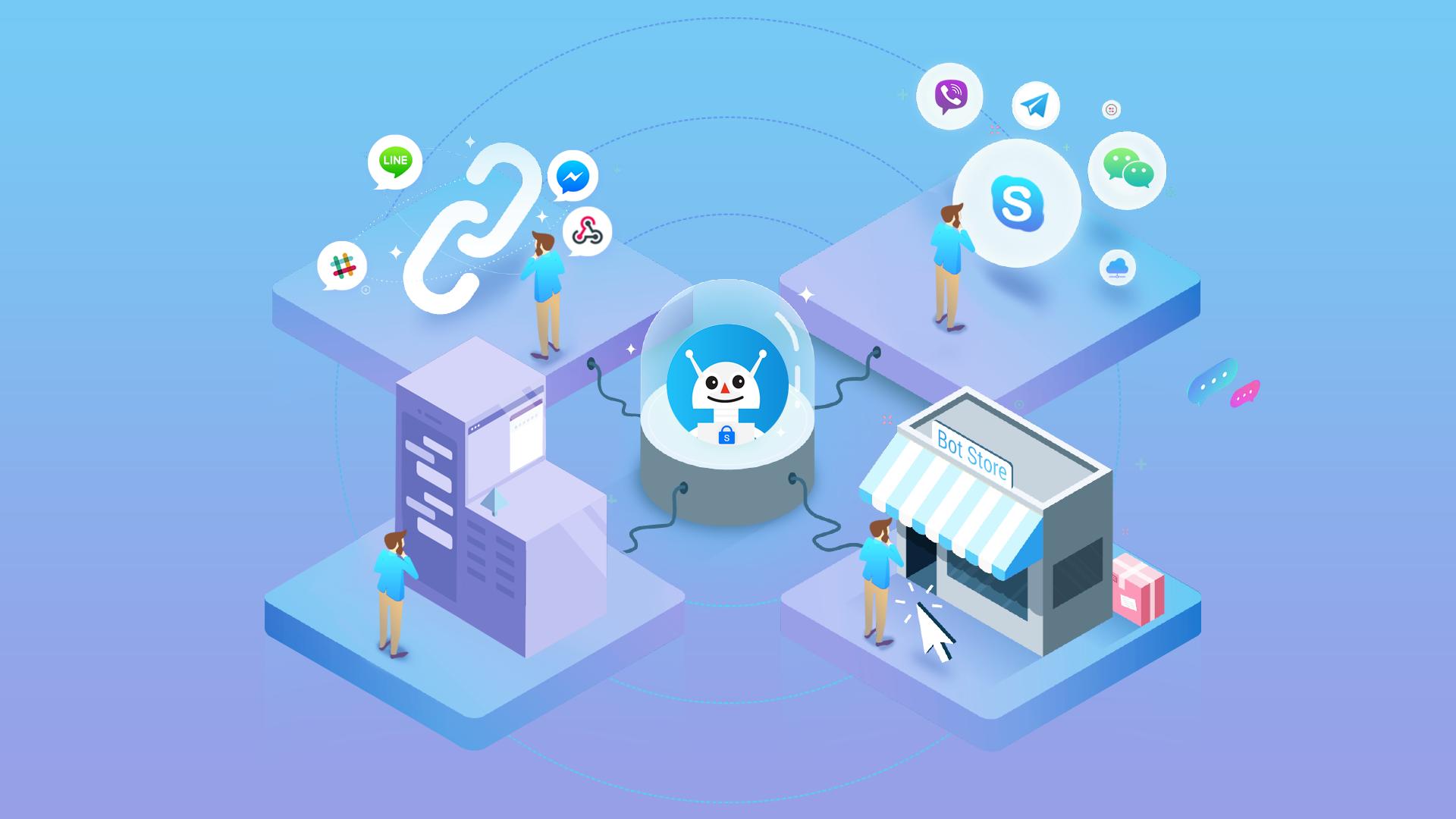 Os Melhores Chatbots de Atendimento ao Cliente: Exemplos e Casos de Utilização