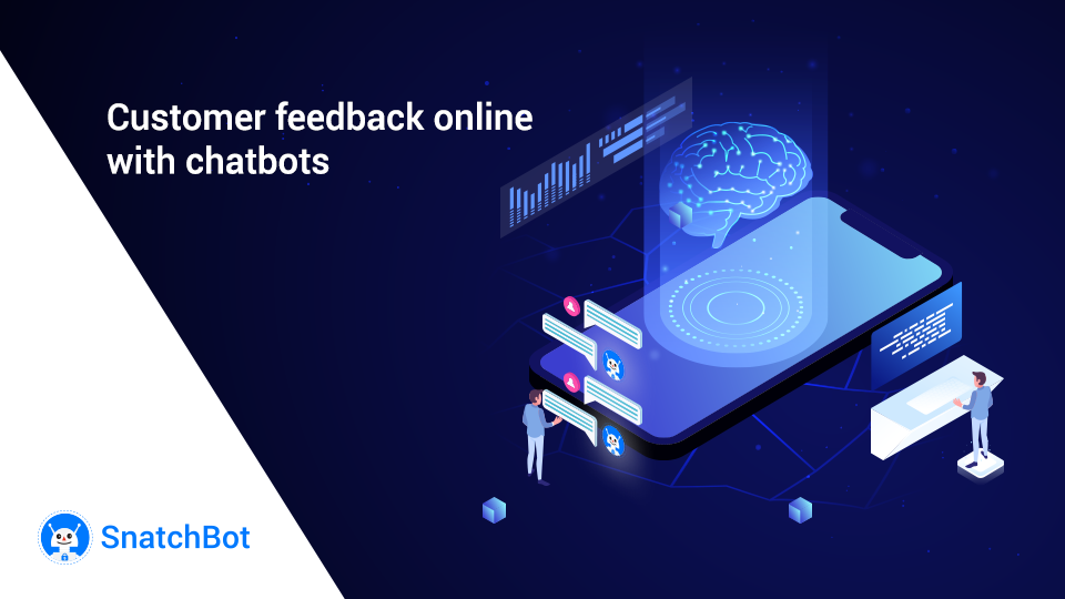 How to get valuable customer feedback online with chatbots