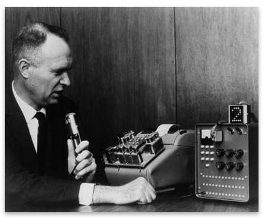 1961—IBM Shoebox