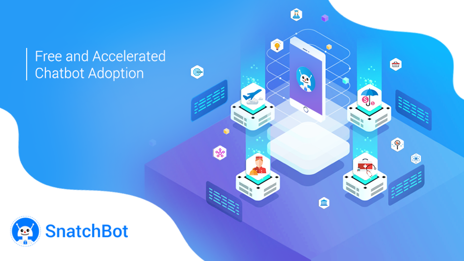 SnatchBot: Free and Accelerated Chatbot Adoption