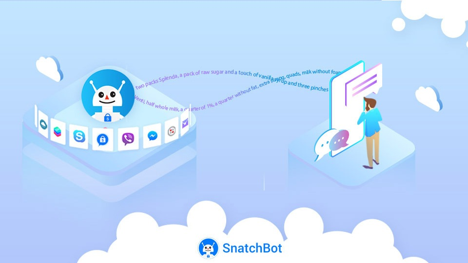ChatBots with Automated Speech Improve Customer Service